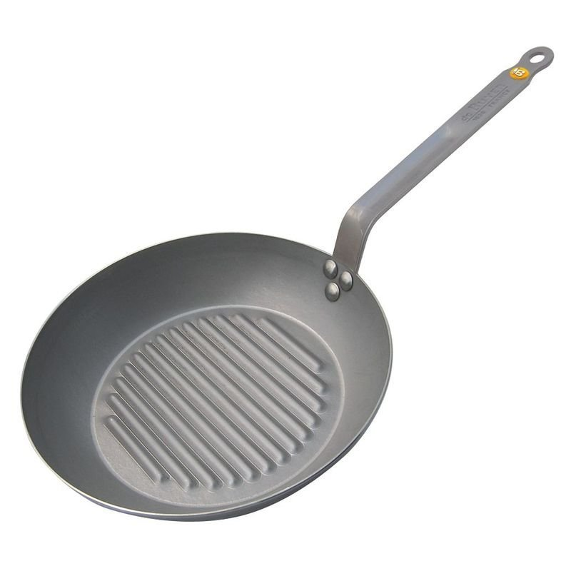 Mineral B Element grillpanna 32 cm de Buyer