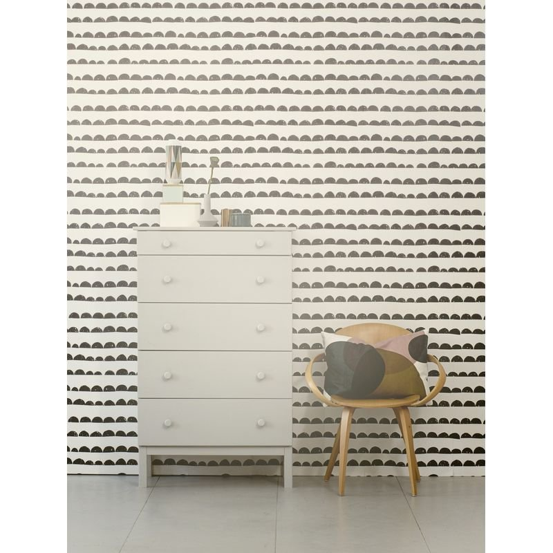 Tapet Half Moon Ferm Living