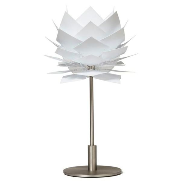 Bordslampa Pineapple - vit XS