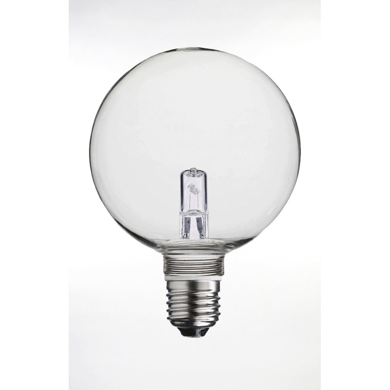Halogen lampa 18W Klar E27/G9 E110 Globen Lighting