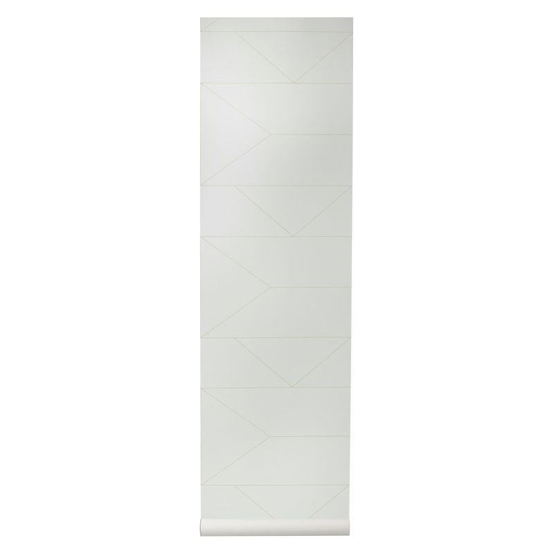 Tapet Lines Off-white Ferm Living