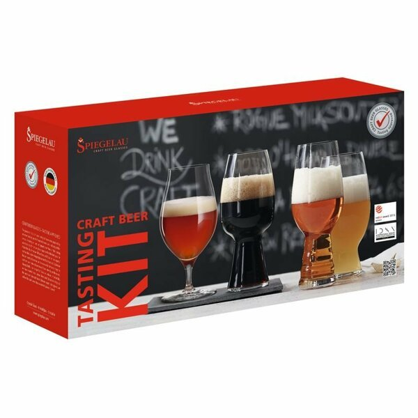 Craft beer kit, 4-pack