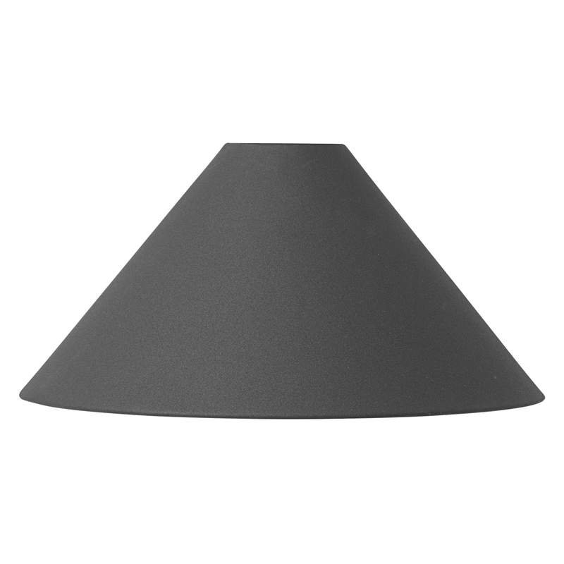 Collect lampskärm Cone Black