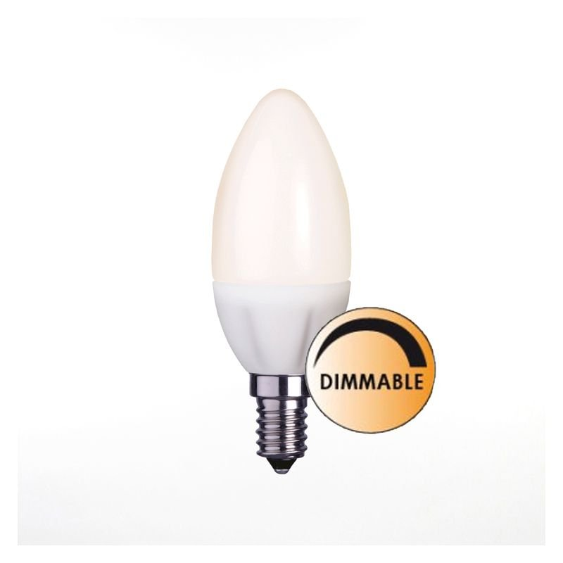 LED lampa Frostad 4W E14 dimbar L167 Globen Lighting