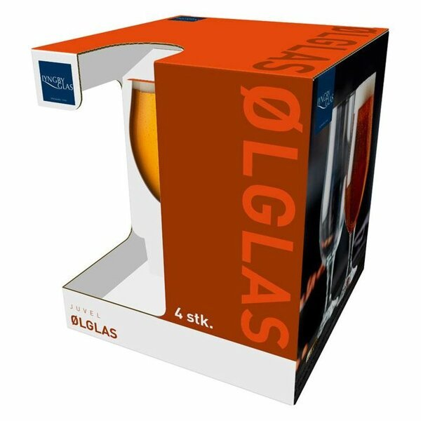 Ölglas Juvel 36 cl 4-pack