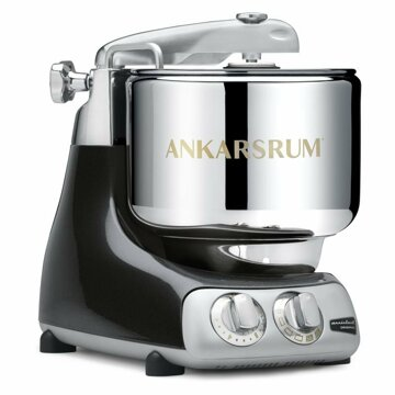 Ankarsrum Assistent Original AKM6230BD Black Diamond - Stora Tillbehörspaketet