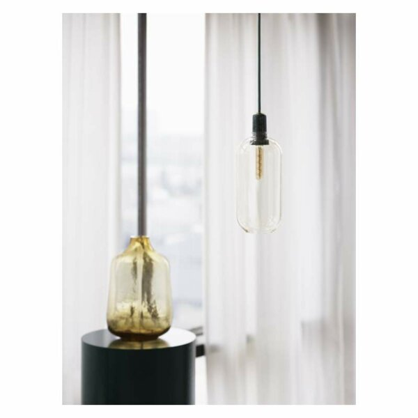 Amp Lampa large Gold / Green
