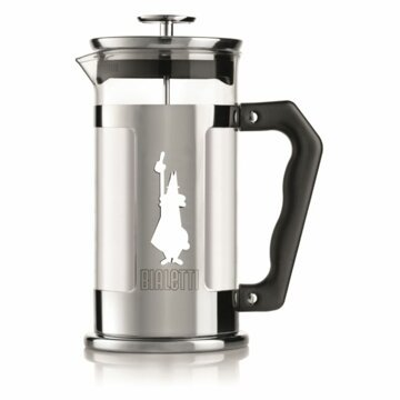 French-press Preziosa, 8 koppar